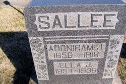Adoniram Sallee