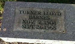 Turner Lloyd Barnes
