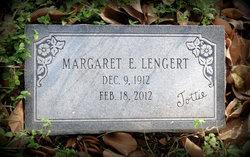 Margaret Eleanor Tottie Lengert
