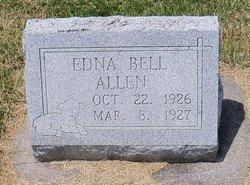 Edna Belle Allen
