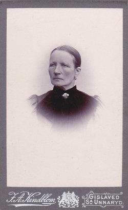 Severina Gustafva Hansson