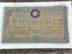 John V Robinson