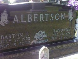 LaVonne T. <i>Carlson</i> Albertson