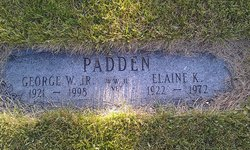 George William Padden, Jr