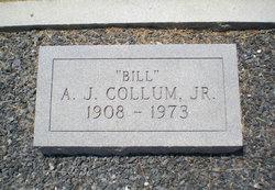 A. J. Bill Collum, Jr