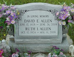 Ruth Irene <i>Moser</i> Allen