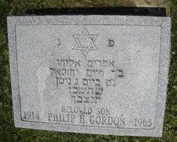 Philip H. Gordon