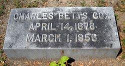 Charles Betts Cox