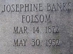 Josephine <i>Holland</i> Banks Folsom