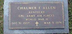 Chalmer E Allen