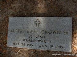 Albert Earl Crown, Sr