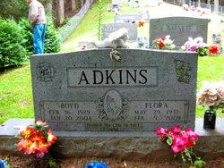 Flora Granny <i>Barnett</i> Adkins