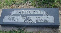 E. Marie Warhurst