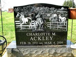 Charlotte Michelle <i>Black</i> Ackley