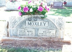 Sallie Marie Bobbie <i>Fort</i> Moxley