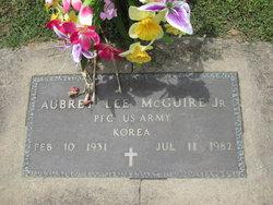 Aubrey Lee McGuire, Jr