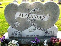 Everett LeRoy Alexander