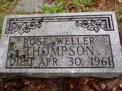 Rose Weller Thompson