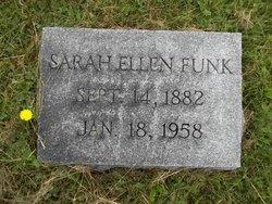 Sarah Ellen Funk