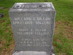 Mary E <i>Warhurst</i> Dillon