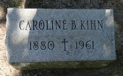 Caroline B Kihn