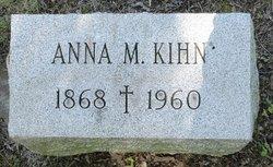 Anna M Kihn