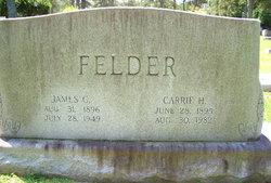 Carrie <i>Howell</i> Felder