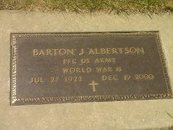 Barton J Albertson