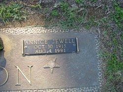 Annice Jewell <i>Lancaster</i> Aron