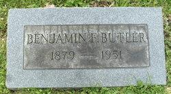 Benjamin F Butler