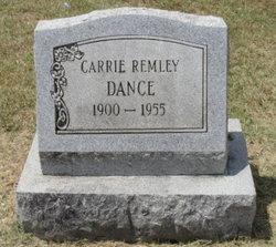 Carrie <i>Remley</i> Dance