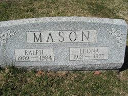 Leona <i>Dawson</i> Mason