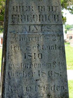 Friedrich Conrad Anton Alves
