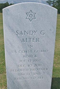 Sandy G Alter