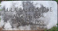 Lula <i>Baker</i> Shore