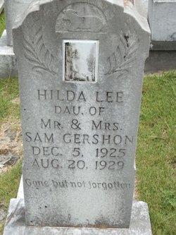 Hilda Lee Gershon
