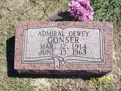 Admiral Dewey Gonser