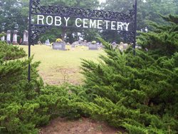 Roby Cemetery