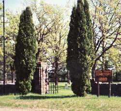 Green Prairie Cemetery