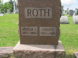 Adaline <i>Seiwell</i> Roth