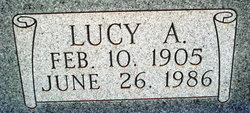 Lucy A. <i>Rieger</i> Schnell