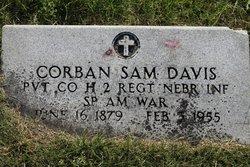 Corban Samuel Davis