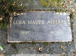 Lura Maude Alberts