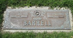 Blanche Mae <i>Risley</i> Barrell