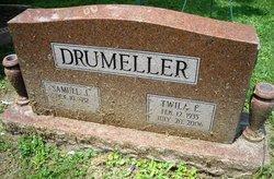 Twila E. <i>Renfrow</i> Drumeller
