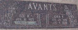 Lee R. Avants