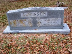Edward Charles Apperson