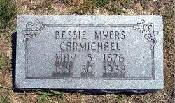 Bessie <i>Myers</i> Carmichael
