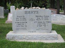 Shirlee Ann <i>Guss</i> Hertz