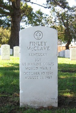 Finley J McClave